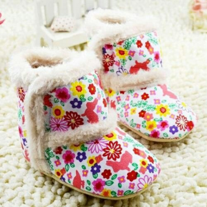 Printing kain sebagai bahan baku kain membuat sepatu bayi custom